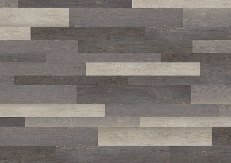 Com4068 Blue Recycled Wood Holz Wiederaufbereitet Objectflor Expona