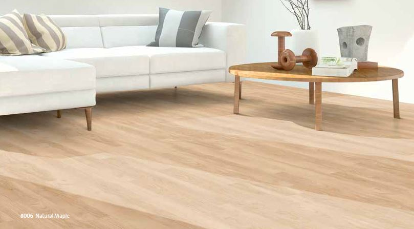 Vinylboden living plus objectflor boden you natural maple