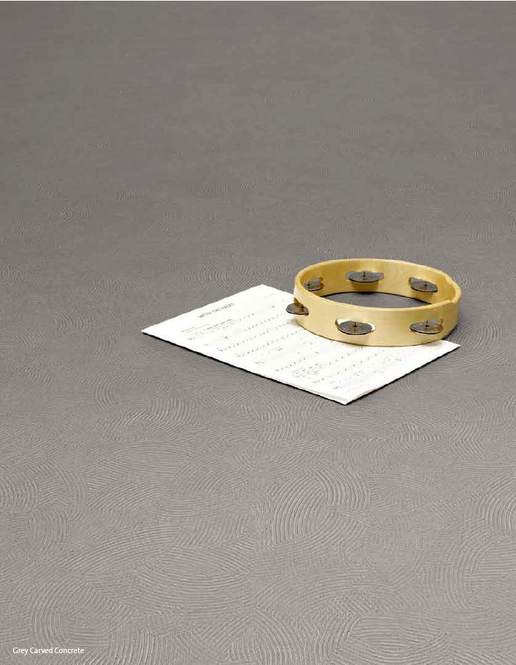 pvc vinyl bodenbelag design effekt fliesen beton von. Black Bedroom Furniture Sets. Home Design Ideas