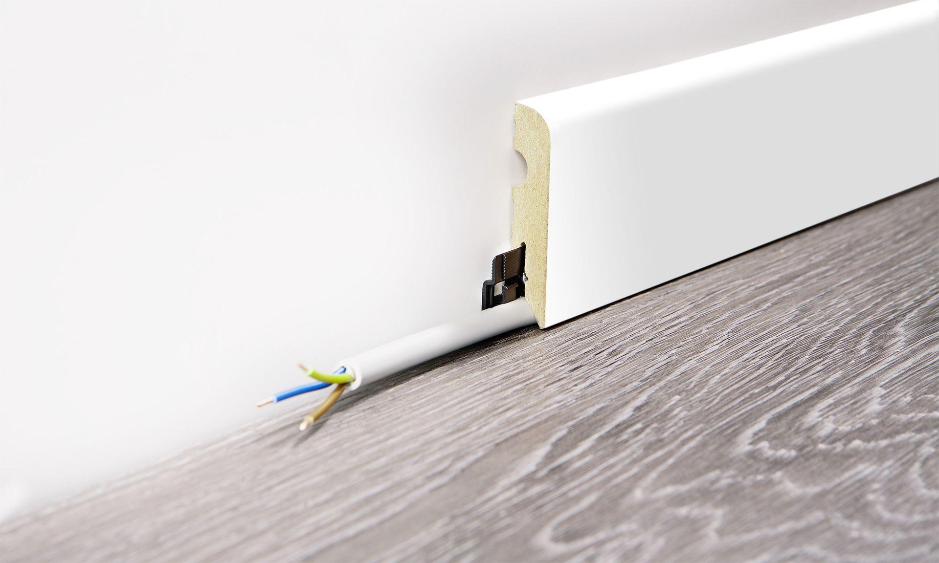 Wineo vinylboden design vinyl planken fussleisten wasserfest